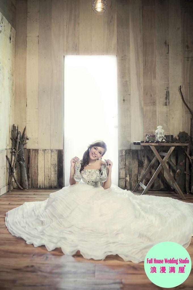 Pre-Wedding   Christopher & Trista by Full House Wedding Studio - 038