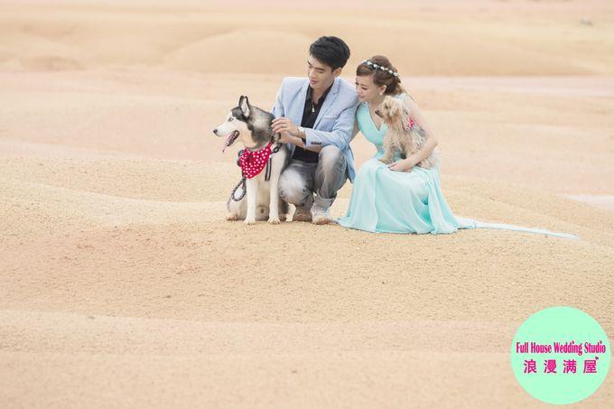 Pre-Wedding   Christopher & Trista by Full House Wedding Studio - 041