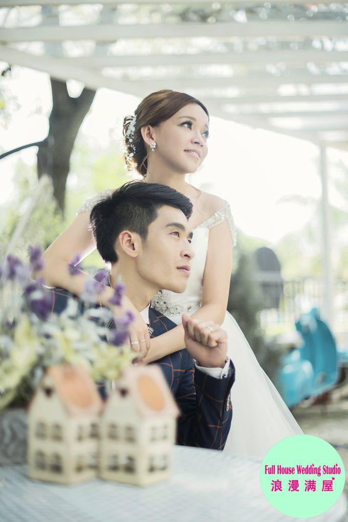 Pre-Wedding   Christopher & Trista by Full House Wedding Studio - 005