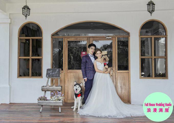Pre-Wedding   Christopher & Trista by Full House Wedding Studio - 008