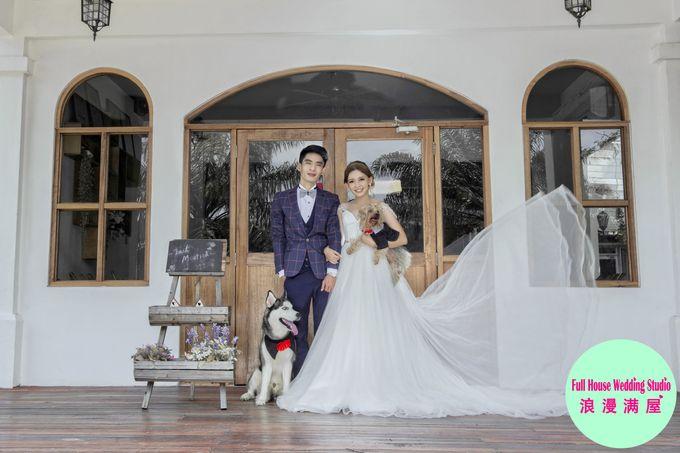Pre-Wedding   Christopher & Trista by Full House Wedding Studio - 009