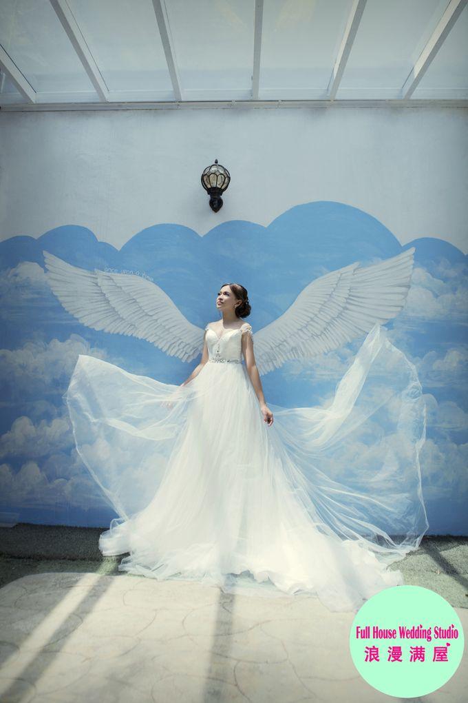 Pre-Wedding   Christopher & Trista by Full House Wedding Studio - 011