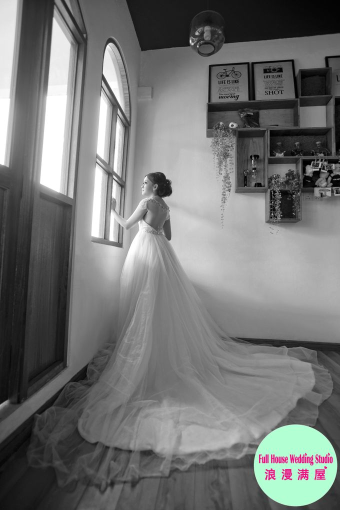 Pre-Wedding   Christopher & Trista by Full House Wedding Studio - 017
