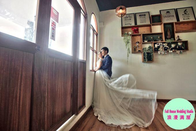 Pre-Wedding   Christopher & Trista by Full House Wedding Studio - 025