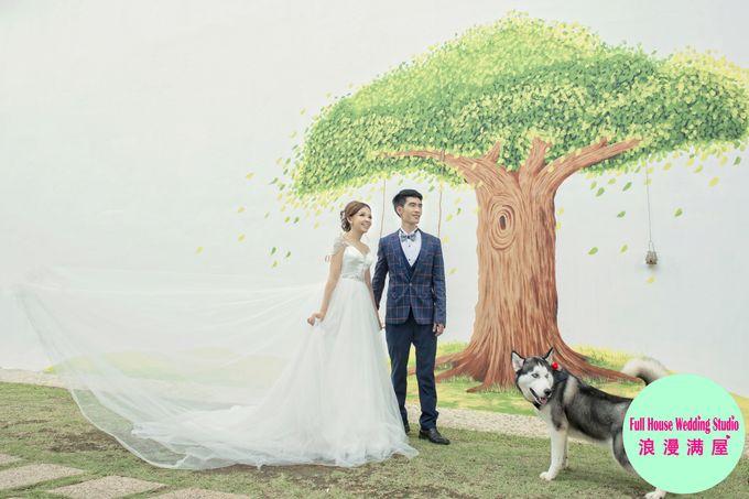 Pre-Wedding   Christopher & Trista by Full House Wedding Studio - 029