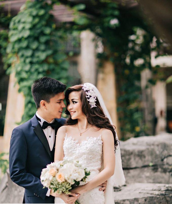 Bridal Bouquet by Fleur de Lis - 003