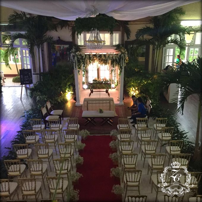 Wedding Ceremony by ZC Events - 004