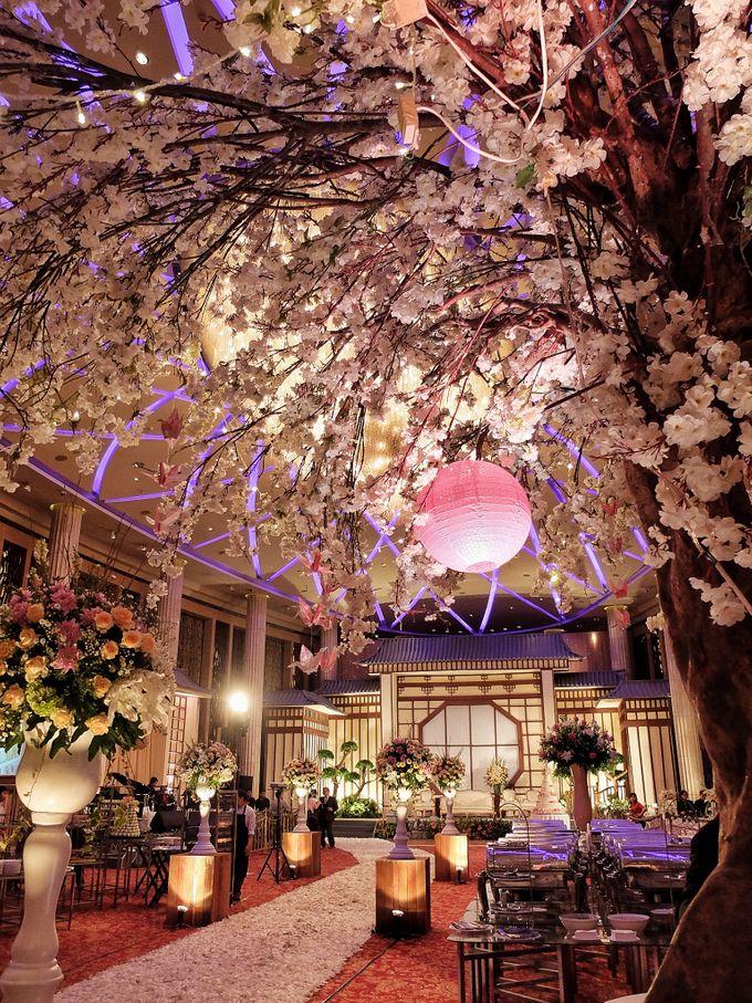 Wedding at Bali Room - Hotel Indonesia Kempinski Jakarta by Hotel Indonesia Kempinski Jakarta - 028