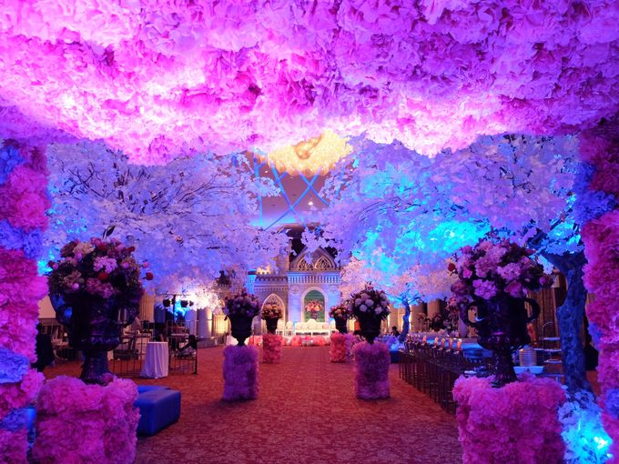 Wedding at Bali Room - Hotel Indonesia Kempinski Jakarta by Hotel Indonesia Kempinski Jakarta - 029