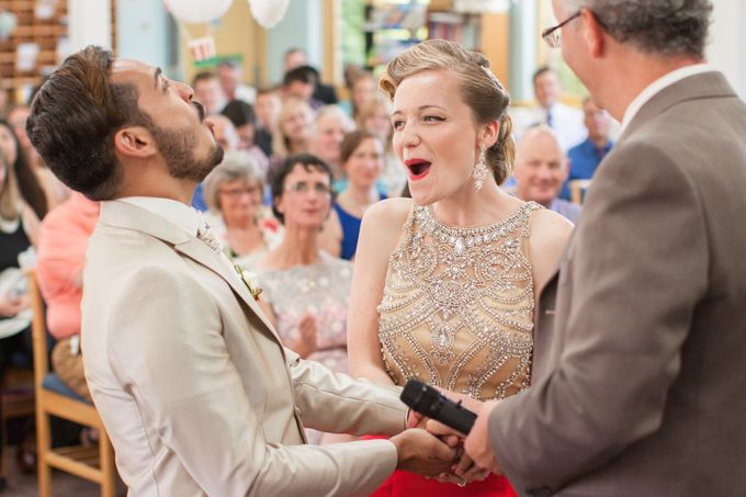 Fairytale Wedding by FionaMillsArt - 005
