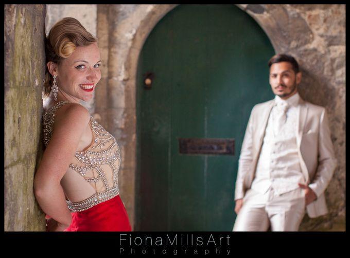 Fairytale Wedding by FionaMillsArt - 013