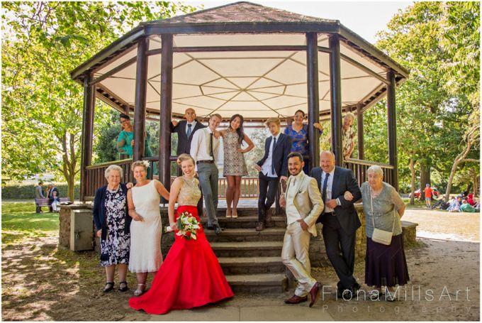 Fairytale Wedding by FionaMillsArt - 006