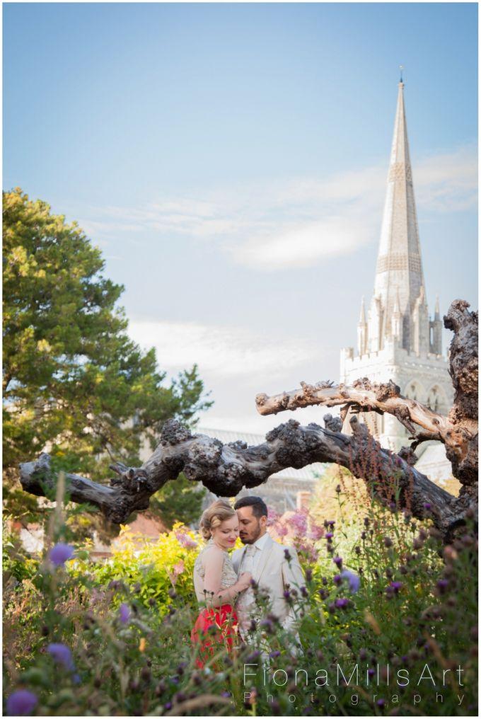 Fairytale Wedding by FionaMillsArt - 007