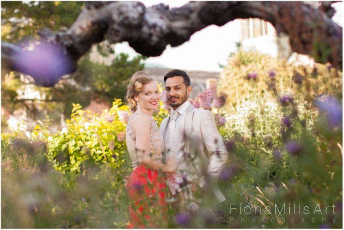 Fairytale Wedding by FionaMillsArt - 009