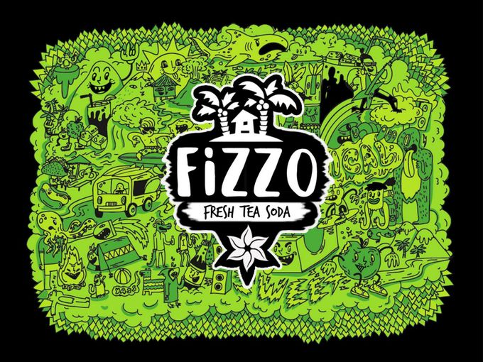 The Fizzo Craft Soda by Nipa Brew Craft Beer - 001