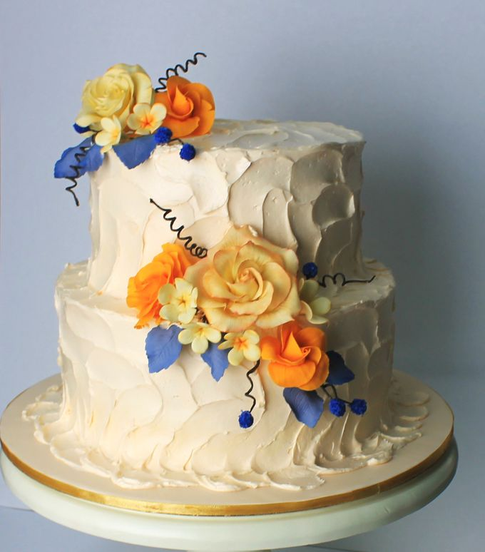 Sugar Floral with Buttercream by Carousel Moments - 003