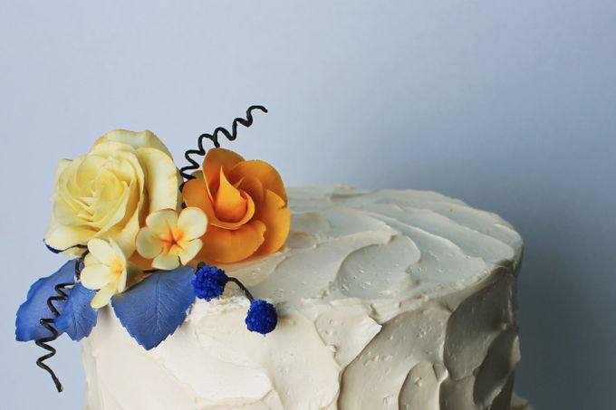Sugar Floral with Buttercream by Carousel Moments - 008