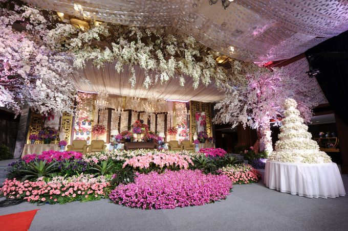 Flores Ballroom by Hotel Borobudur Jakarta - 010