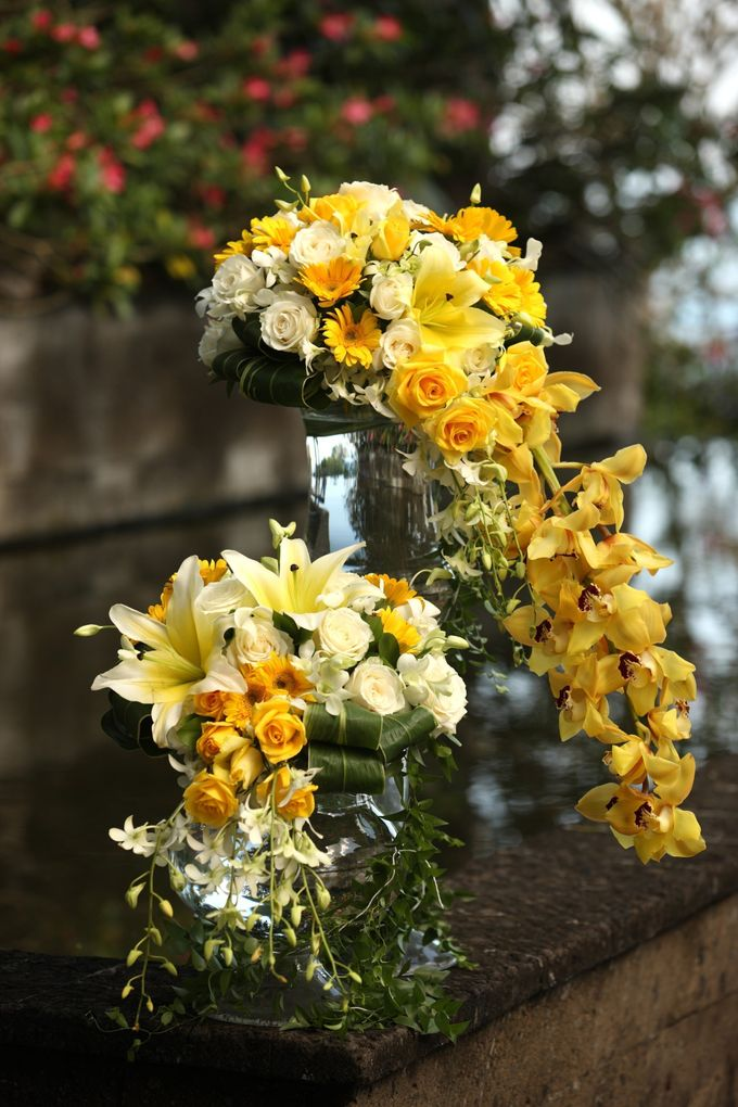 Wedding Flowers by AYANA Resort and Spa, BALI - 002