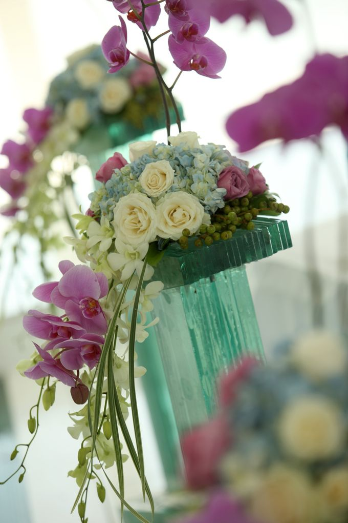 Wedding Flowers by AYANA Resort and Spa, BALI - 001