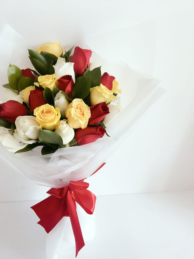 Bespoke Flower Bouquets by A. Floral Studio - 005