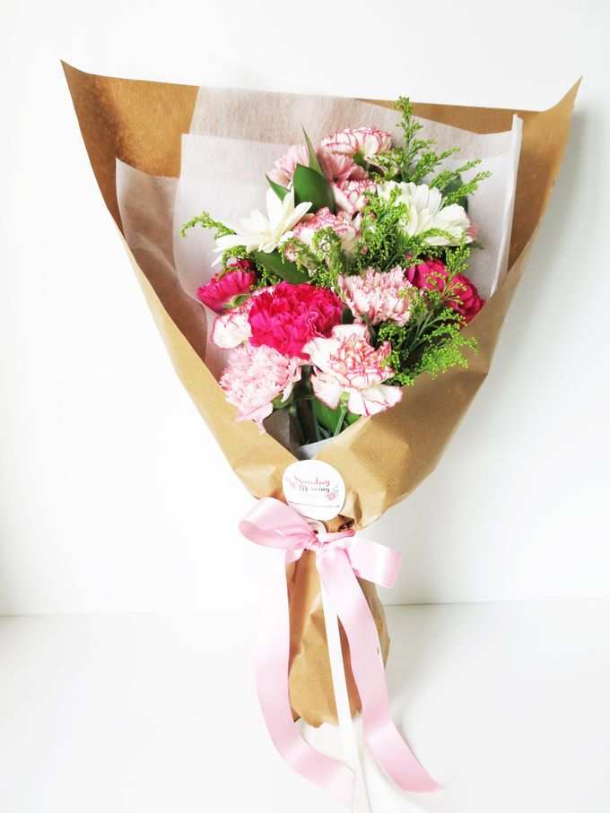 Bespoke Flower Bouquets by A. Floral Studio - 003