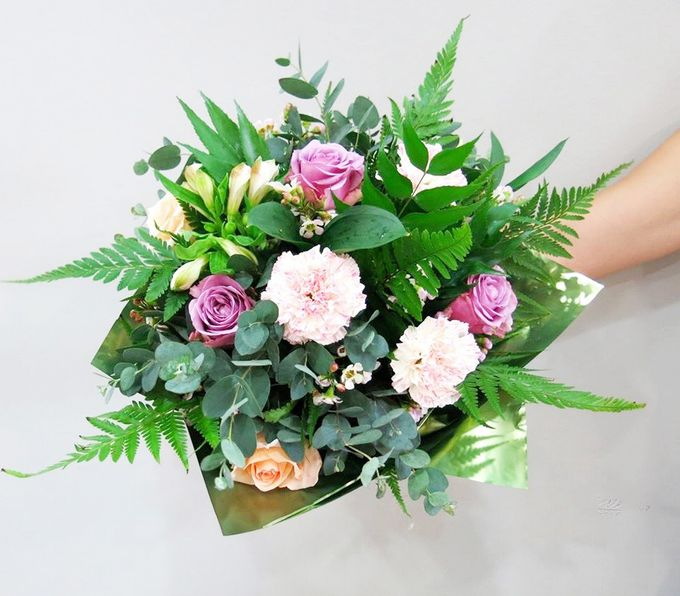 Bespoke Flower Bouquets by A. Floral Studio - 001