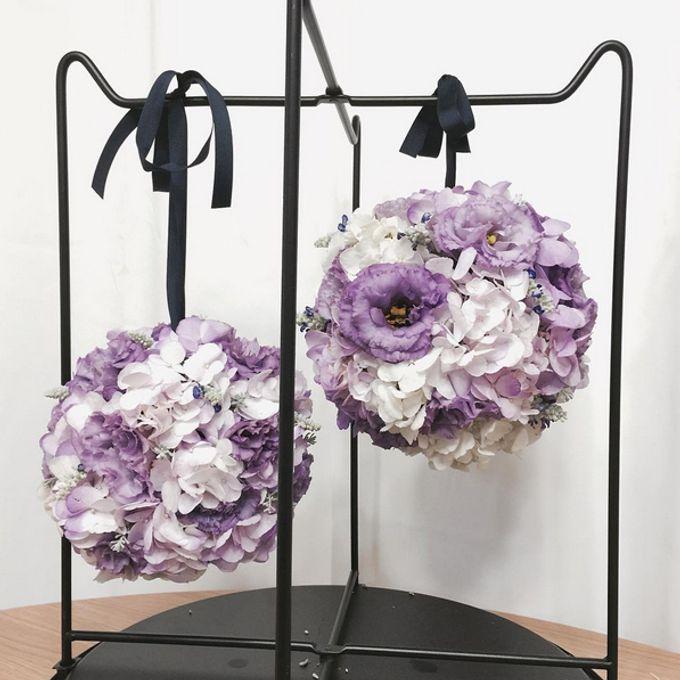 Flower Display by La Belle Vie flower - 006