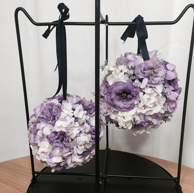 Flower Display by La Belle Vie flower - 007