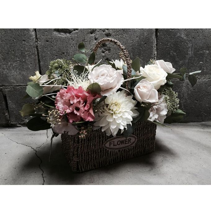 Flower Display by La Belle Vie flower - 009