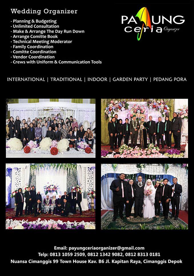 Portfolio by Payung Ceria Wedding Organizer - 013