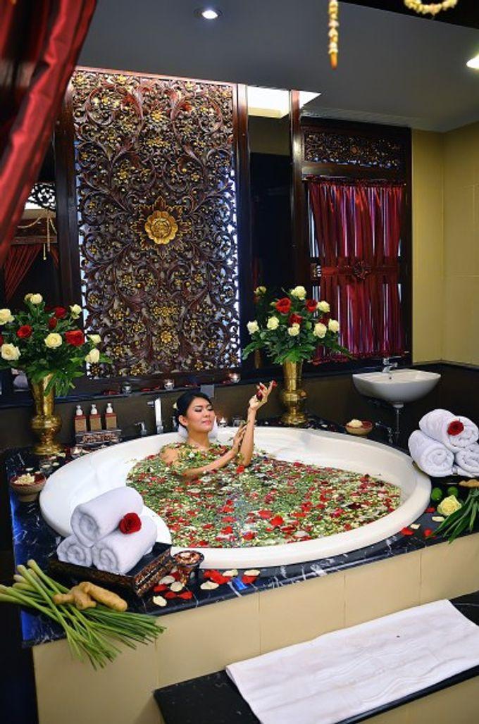 Wedding treatments-mandi bunga by TAMAN SARI ROYAL HERITAGE SPA KELAPA GADING - 002