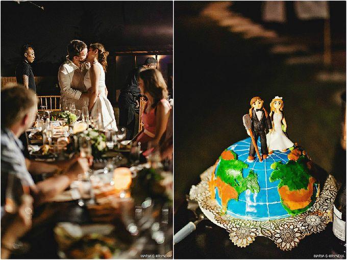 Rustic wedding by Bali Angels - 028