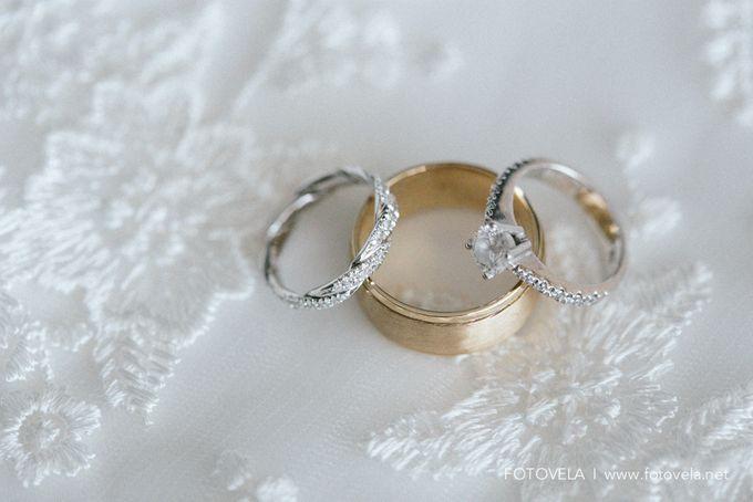 The Wedding of Richard & Ferina by fotovela wedding portraiture - 001