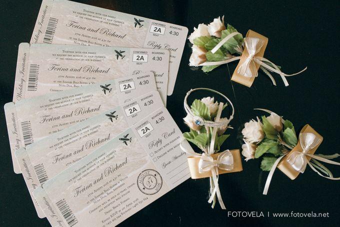 The Wedding of Richard & Ferina by fotovela wedding portraiture - 002