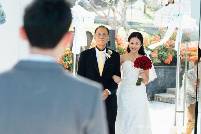 The Wedding of Richard & Ferina by fotovela wedding portraiture - 025