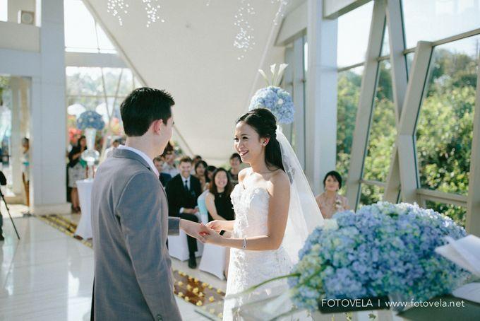 The Wedding of Richard & Ferina by fotovela wedding portraiture - 030
