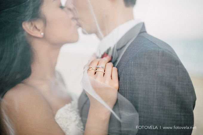 The Wedding of Richard & Ferina by fotovela wedding portraiture - 037