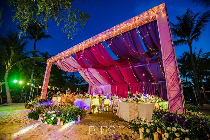 Tropical garden wedding at W Retreat by BLISS Events & Weddings Thailand - 010