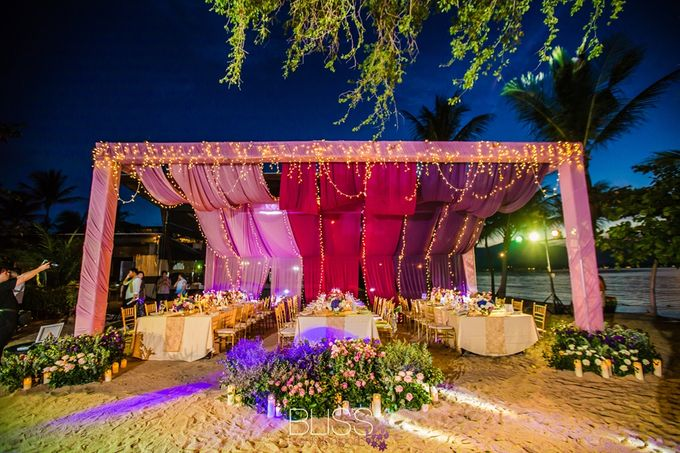 Tropical garden wedding at W Retreat by BLISS Events & Weddings Thailand - 011