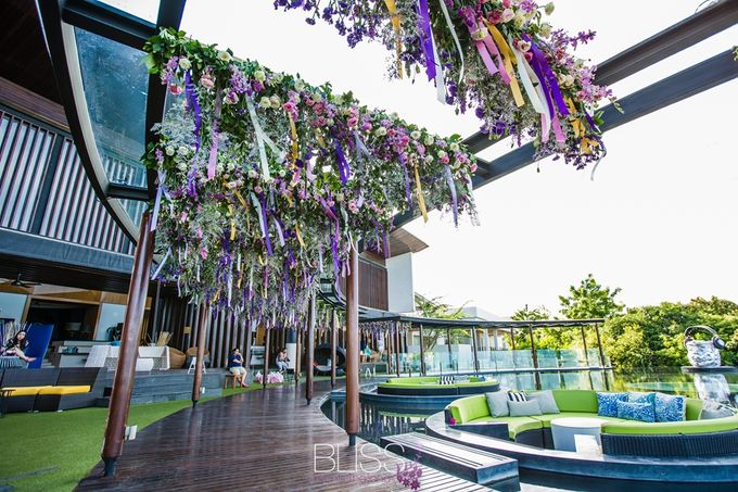 Tropical garden wedding at W Retreat by BLISS Events & Weddings Thailand - 002