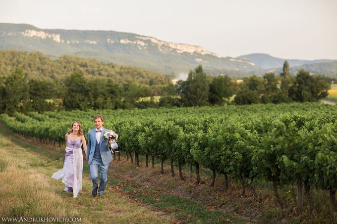 Wedding in Provence by Philip Andrukhovich Photographer - 033