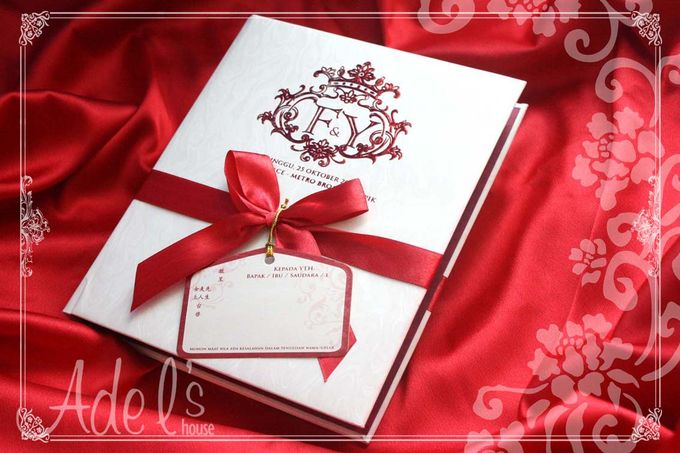 Hard Cover by Adel's House of card - 016