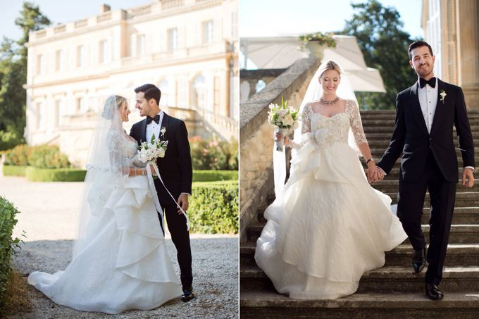 A Chic Chateau wedding by Caught the Light - 007