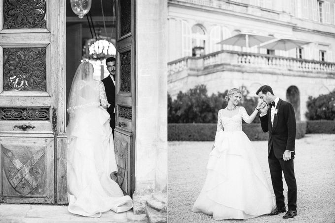 A Chic Chateau wedding by Caught the Light - 011