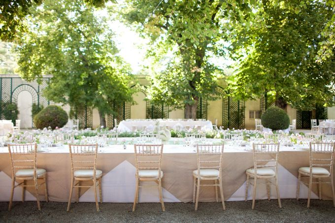 A Chic Chateau wedding by Caught the Light - 018