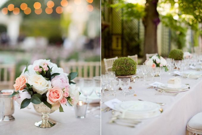 A Chic Chateau wedding by Caught the Light - 019