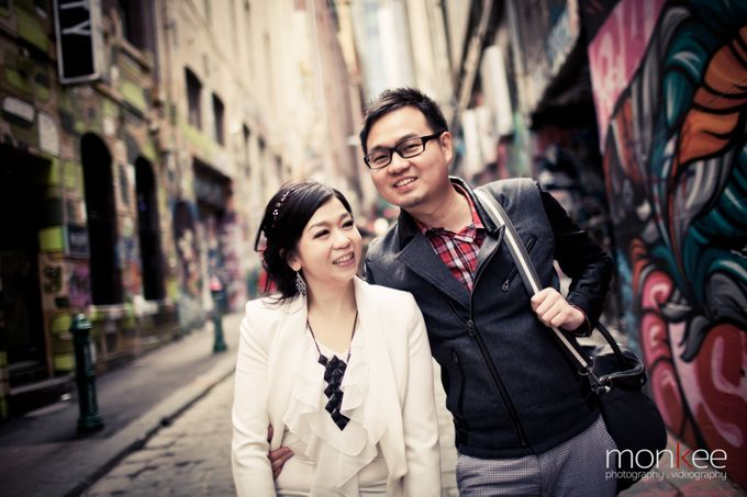 Prewedding by Monkee by Monkee - 009