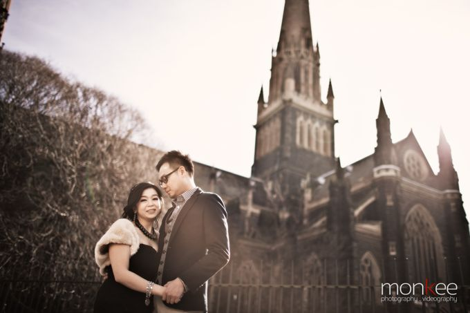 Prewedding by Monkee by Monkee - 007