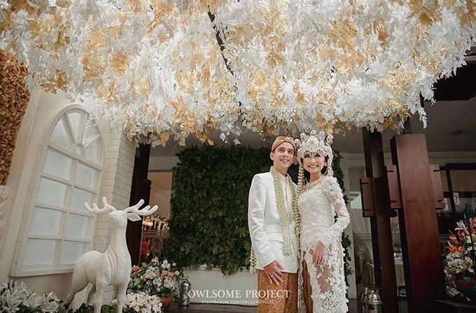 Citra & Havil Wedding by bright Event & Wedding Planner - 007